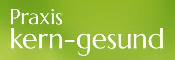 Logo Praxis Kern-Gesund