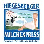 Logo Hiegesberger Milchexpress