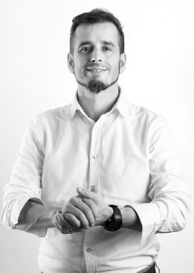 Mag. Alexander Huber, BA – Marketing und Sales