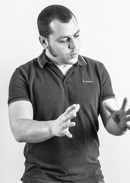 Roman Peter, Grafik + Webprogrammierung